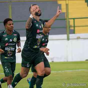 """Paulo Rangel destaca momento do Paragominas e sequência artilheira: """"Os gols estão saindo"""" - globoesporte.com"""