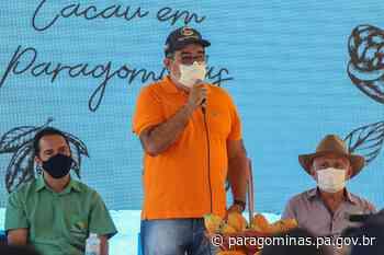 Prefeitura de Paragominas promove 'Dia de Campo', valorizando plantio de cacau na região - Open Sans