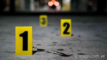Sujetos lo ejecutaron a tiros en Cagua elsiglocomve - Diario El Siglo