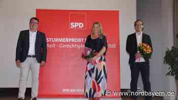 Doppelspitze für die SPD im Unterbezirk Ansbach - Nordbayern.de