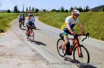 Manosque : Sortie de l'EPM Cyclotourisme ce samedi 10 juillet - Haute-Provence Info