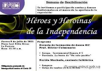 """""""Héroes y Heroínas de la Independencia"""", nueva exposición del Museo Arturo Michelena inaugurará este jueves 8 de julio - MippCI - MinCI"""