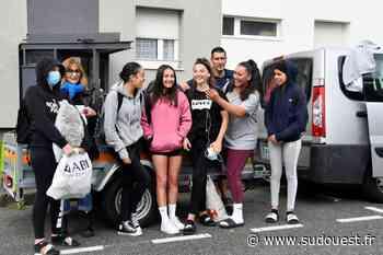 Mourenx : Six jeunes filles parcourent 120 km en suivant la Vélodyssée - Sud Ouest