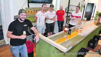 Traumstart für die Waldeck-Bar - http://www.wynentaler-blatt.ch/