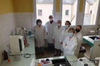 Evron : le lycée d'Orion veut développer une molécule issue des tourteaux de chanvre - Le Courrier de la Mayenne