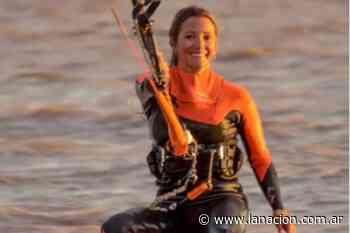 San Clemente: quién es Victoria Pardo, la turista que desapareció mientras practicaba kitesurf - LA NACION