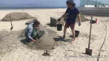 De Bray-Dunes à Dunkerque, les plages ne feront qu'une avec des animations inédites - La Voix du Nord