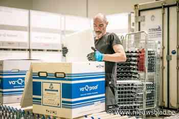 Nieuw logistiek centrum voor farmaceutische producten op Brucargo