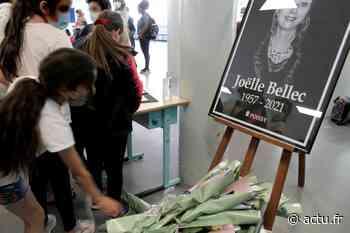 Yvelines. Poissy : émouvant hommage à Joëlle Bellec renversée par une moto - actu.fr