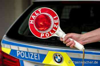 """Rothenburg: +++ A 7: Kontrollaktionstag """"Kleintransporter""""- jeder zweite war zu beanstanden +++ - fränkischer.de - fränkischer.de"""