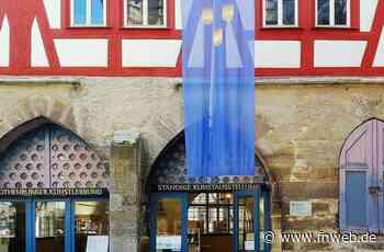 Ausstellung unter dem Motto Künstlernotgeld bis Ende August in Rothenburg - Fränkische Nachrichten