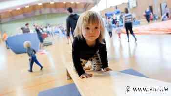 Zwei halbtägige Kurse : Kennenlernspiele und Turnen: Wie der SC Pinneberg Kinder fit machen will   shz.de - shz.de