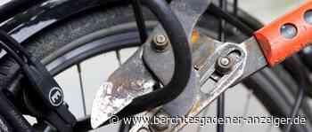 Bad Reichenhall: Fahrraddiebstahldiebstahl: Zeugen gesucht - Berchtesgadener Anzeiger