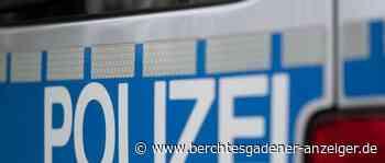 Bad Reichenhall: Verkehrszeichen umgefahren und geflüchtet - Berchtesgadener Anzeiger