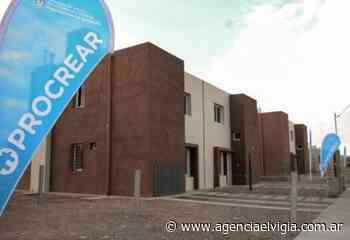 Procrear II abrió la inscripción para sortear 1.172 viviendas - Agencia El Vigía