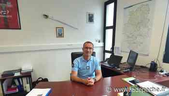 Gaillac : le commandant Gilles Matuszak en partance pour l'Ardèche - LaDepeche.fr