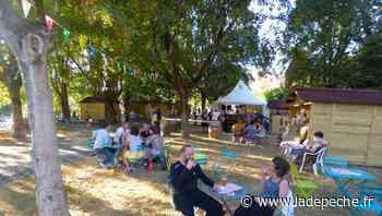 La Guinguette du Lido ouvre ses chalets à Gaillac - LaDepeche.fr