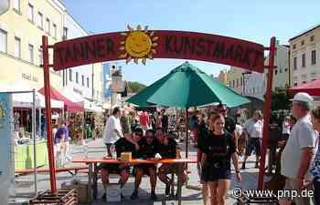Tanner Kunstmarkt auch in diesem Jahr abgesagt - Passauer Neue Presse