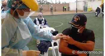 Inician vacunación a personal de primera línea en Ascope - Diario Correo
