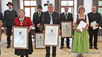 Lenggries: Auszeichnung für besondere Verdienste - Merkur.de