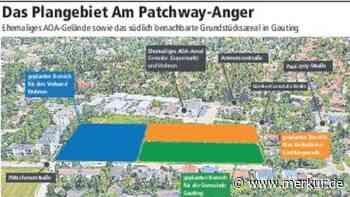 Mehr Wohnraum am Patchway-Anger in Gauting geplant - Merkur Online