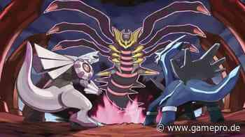 Pokémon Diamant & Perl-Remakes erhielten bereits ihr Grafik-Upgrade und keiner hat es gemerkt - GamePro