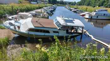 Sportboot sinkt nach technischem Defekt am Ems-Altarm bei Haren - noz.de - Neue Osnabrücker Zeitung