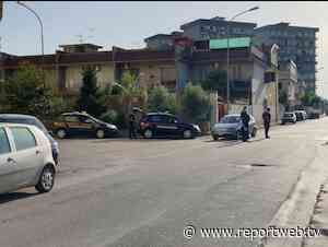 Cronaca - Arzano: controlli in corso dei carabinieri - Reportweb
