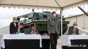 Bundeswehr setzt auf Pfungstadt - Nachschub für die Truppe - fr.de