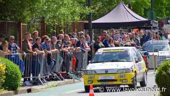 Hautmont : le slalom automobile conjugue spectaculaire et populaire - La Voix du Nord