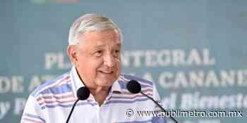 AMLO promete mejoras en Cananea; primeros resultados en tres meses - Publimetro México