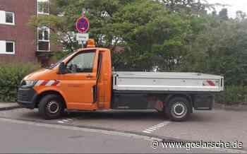 Fahrzeug vom Bauhof der Stadt Seesen gestohlen - GZ live Seesen - Goslarsche Zeitung