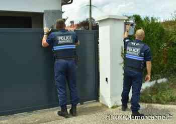La police municipale d'Issoire (Puy-de-Dôme) mène désormais aussi l'Opération tranquillité vacances - La Montagne