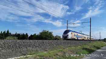 Cambo-les-Bains : Une femme percutée par un train - France Bleu