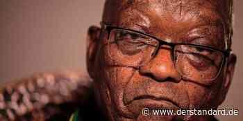 Das tagelange Tauziehen um die Verhaftung Jacob Zumas hat ein Ende - DER STANDARD