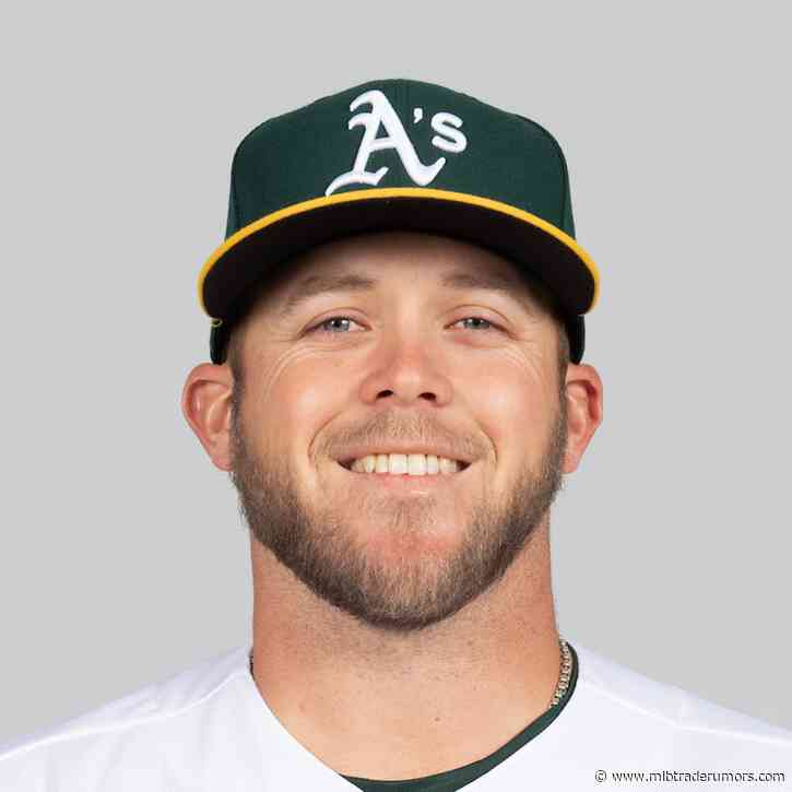 A's Select Jacob Wilson, Place Chad Pinder On IL