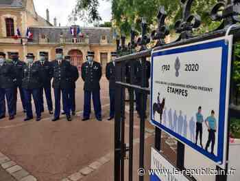 Essonne : 300 ans que la gendarmerie est à Etampes - Le Républicain de l'Essonne