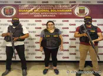 GNB rescata a mujer secuestrada en Ocumare del Tuy - Diario La Región