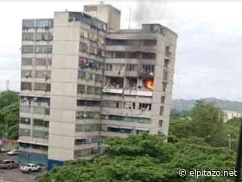 Ocumare del Tuy | Explosión en apartamento causa pánico en urbanización Casa Blanca - El Pitazo