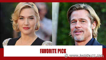 Brad Pitt Vs Kate Winslet: Whose Movie Will You Pick For A Movie Night? - IWMBuzz