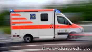 B3 bei Butzbach: Transporter kracht in Pannenauto – Schwerverletzte nach Unfall - Wetterauer Zeitung