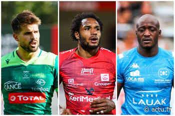 Bonneval, Fall, Camara... Tous ces joueurs encore sans club pour la saison 2021/2022 - actu.fr