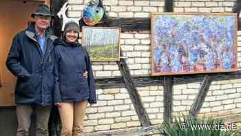 Neue Ausstellung startet Samstag in Oettern - Thüringische Landeszeitung