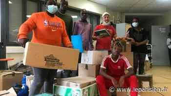 Ordinateurs, livres, mobilier... Des collégiens de Trappes envoient du matériel scolaire au Sénégal - Le Parisien