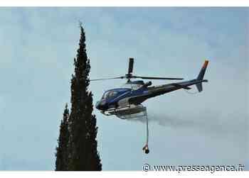 SAINT RAPHAEL : Incendie dans le massif de l'Estérel, 17 pompiers mobilisés - La lettre économique et politique de PACA - Presse Agence
