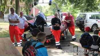 Wasserretter schlagen Alarm: zu wenig Trainingsmöglichkeiten - Nordkurier