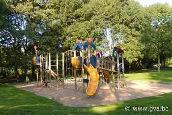 Nieuwe speeltoestellen voor buitenschoolse kinderopvang (Kapellen) - Gazet van Antwerpen Mobile - Gazet van Antwerpen