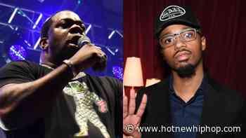 Busta Rhymes & Metro Boomin Hit The Studio - HotNewHipHop