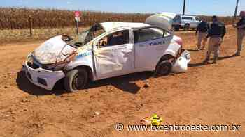 Ladrão que roubou taxista em Pontes e Lacerda capota veículo e morre em Vilhena – TV Centro Oeste - Tv Centro Oeste