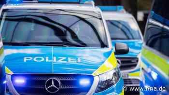 Verkehrsunfall in Eschwege: Senior missachtet die Vorfahrt - HNA.de